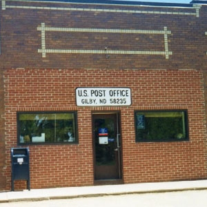 Gilby Post Office