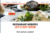 Restaurant Websites Services